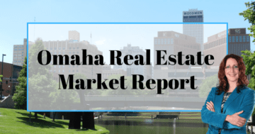 Omaha Real Estate Market Report Compliments of Connie Betz